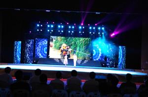 中国共产党成立95周年专场文艺晚会